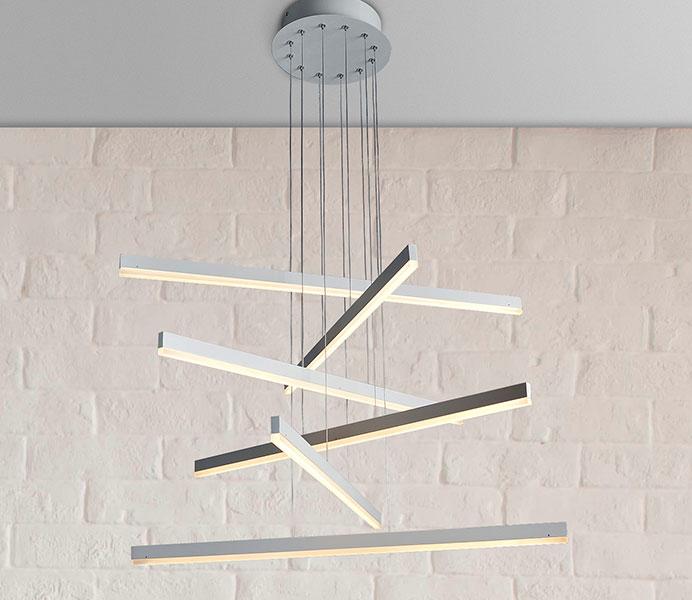 Acrylic LED Hanging Lighting
