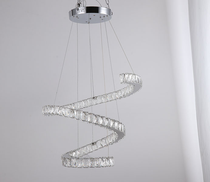LED Crystal Chandelier Wholesale for Restaurant