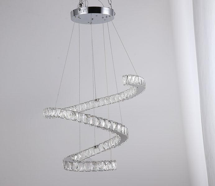 LED Crystal Chandelier Wholesale for Restaurant