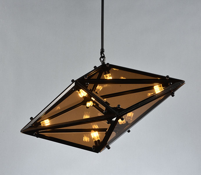 Diamond Modern Pendant Light for Wholesale
