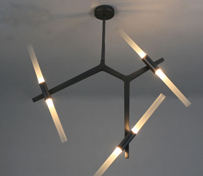 European Design Contemporary Pendant Lights Modern Chandelier Lighting With G9