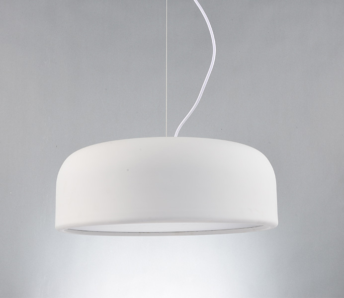Hot Sale White Color Hanging Light for Bedroom