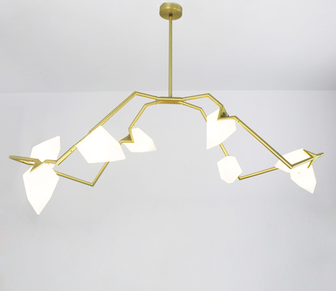 Home Decoration Pendant Lamp with G9