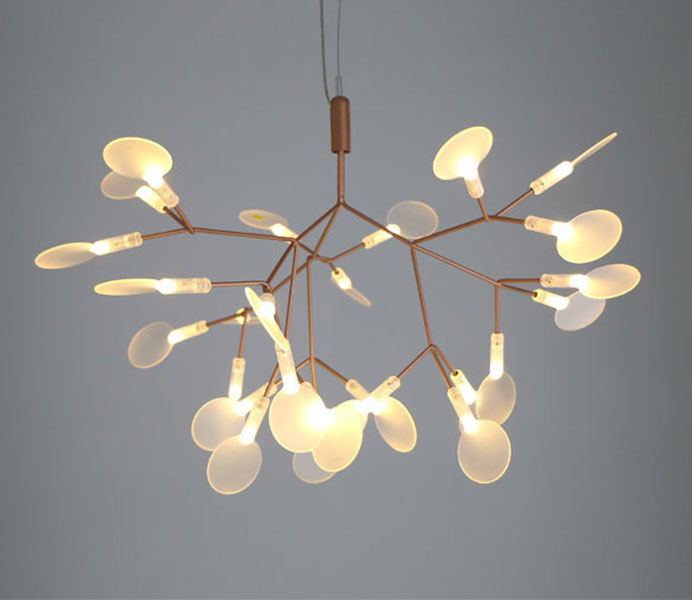Hot Selling Beautiful Firefly Pendant Light with LED