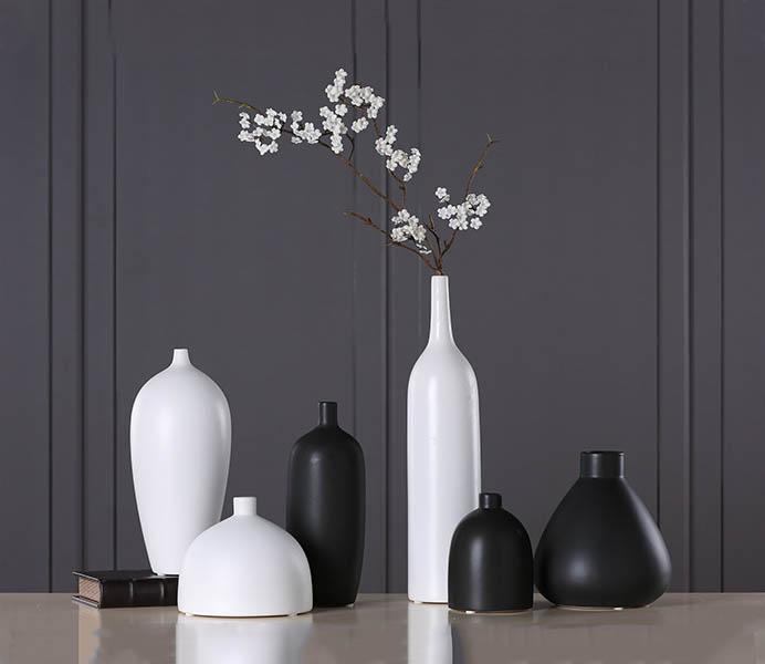 Zen Style Flowers Vase