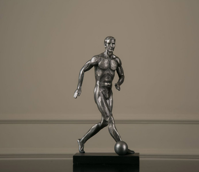 Sports Man with Resin