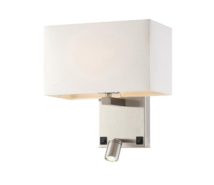 Hot Sale LED 3W 3000K Metal Wall Light with E27