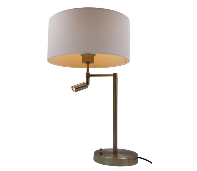 E27 Iron Desk Lamp with LED 3W 3000K