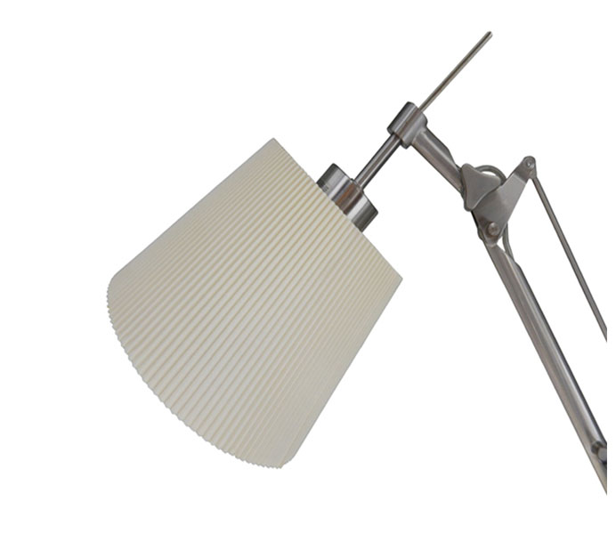 E27 Classic Table Lamp with Fabric Lampshade