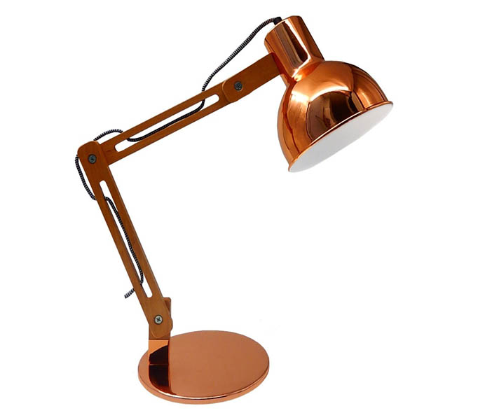 Hot Sale Metal Table Lamp with Wood