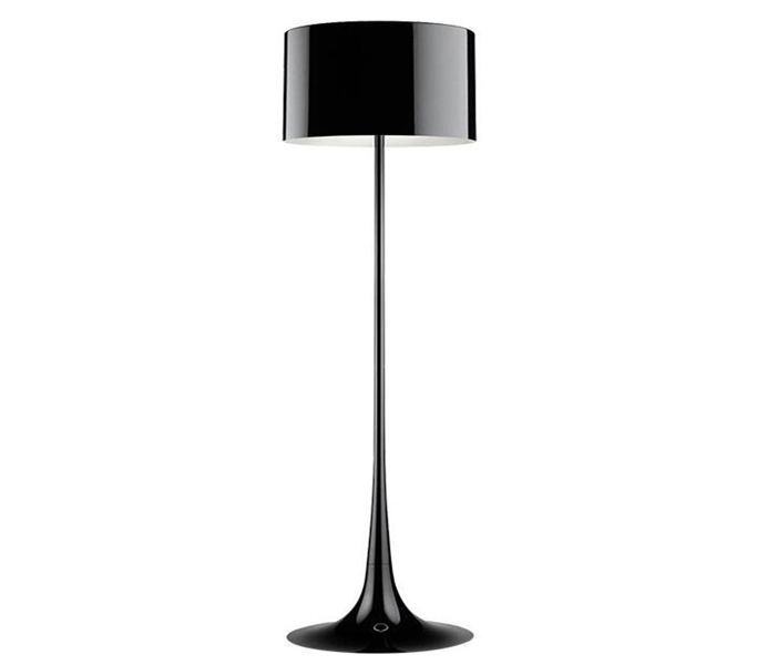 Modern Iron Floor Lamp Modern Nordic Design Minimalist Light Reading Lamp for Bedroom Living Room