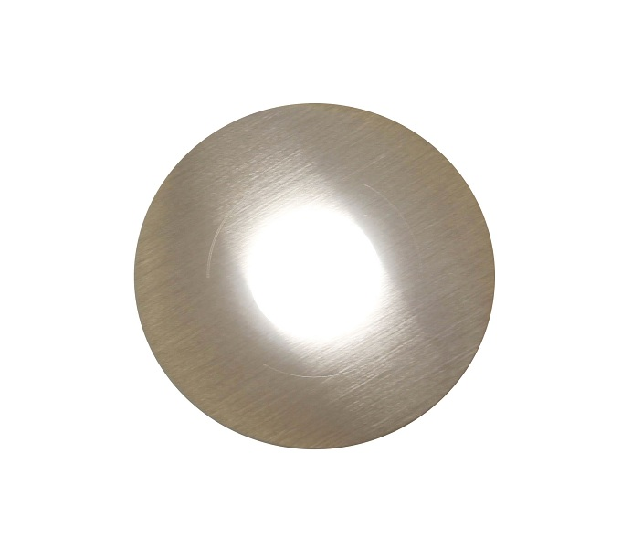 Brown Round LED Ceiling Wall Lamp with VDE Ceritification