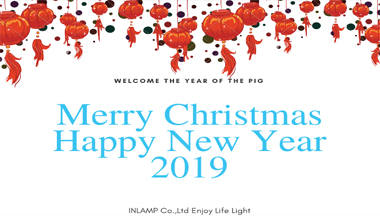 MERRY CHRISTMAS & HAPPY NEW YEAR 2019 INLAMP