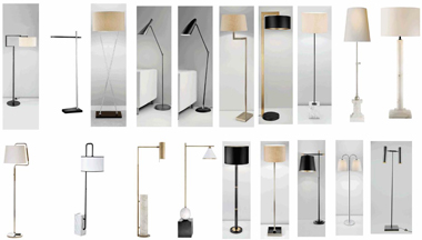Don't Miss Out Floor Lamps for Hotel Project Recommendation