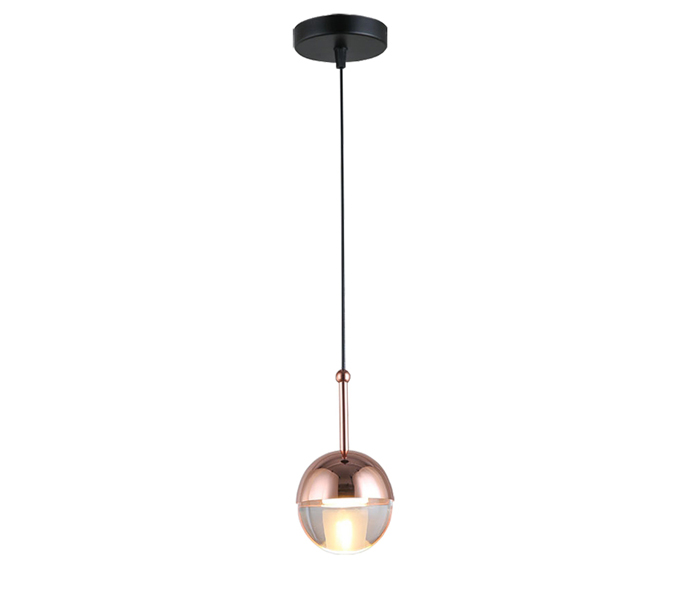 Dia100 Iron G4 Pendant Lights with Acrylic